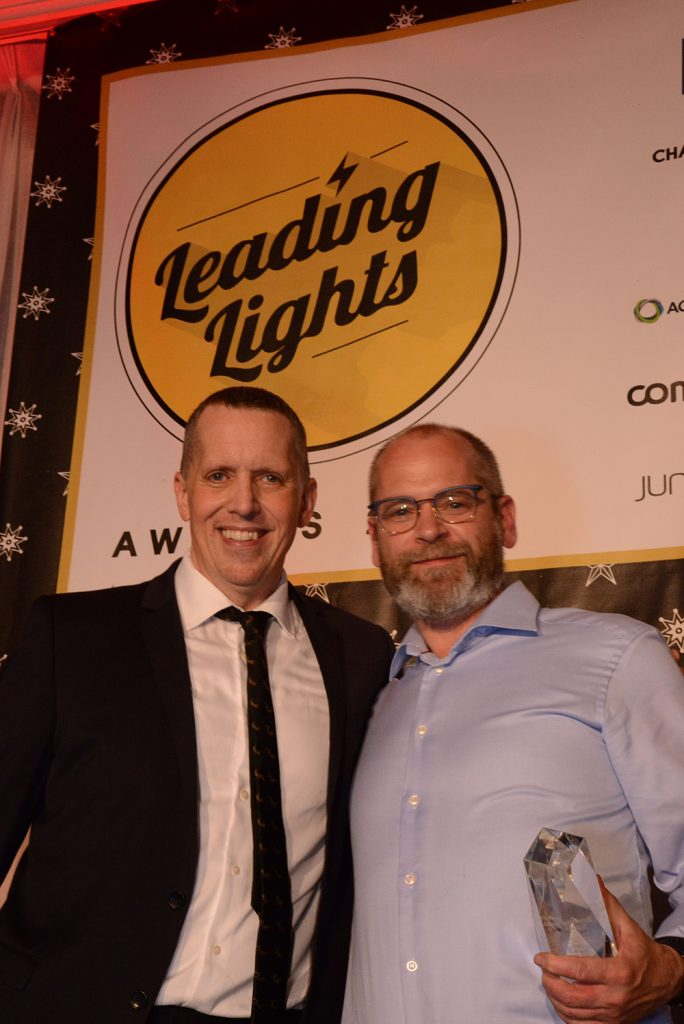 Leading Lights Carrier SDN award