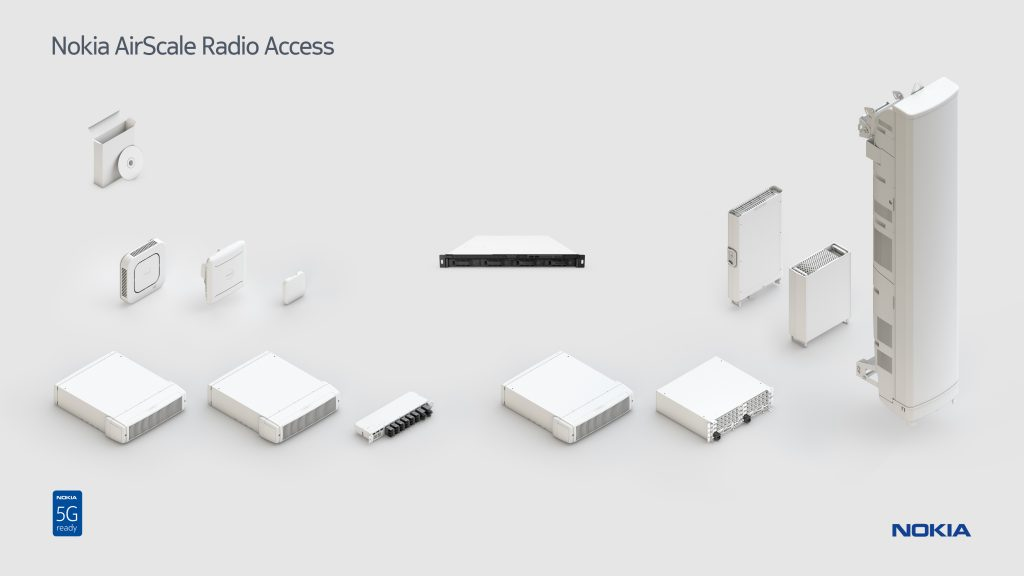 Nokia AirScale Radio Access_3D Solution Family