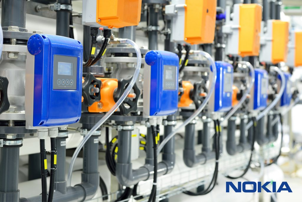 Nokia Industrial Internet of Things