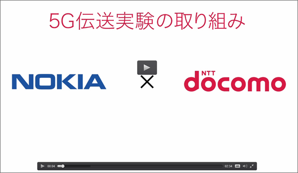 Nokia&Docomo-5G-Proof-of-Concept-video