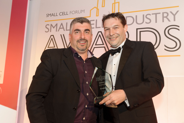 small cells award